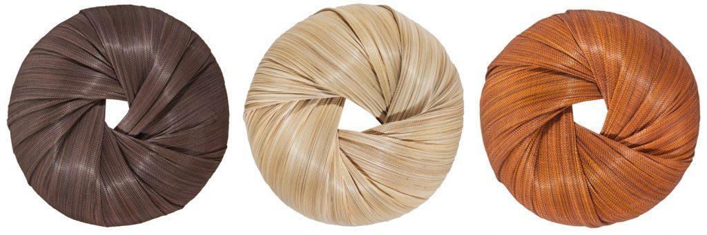 Packshots produit – abat-jour bambous tressés