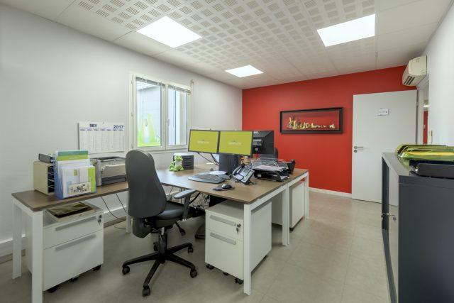 Reportage industriel – Photographies d'architecture – société Labservice